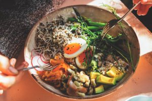 Find your food village – and a spring breakfast bowl recipe
