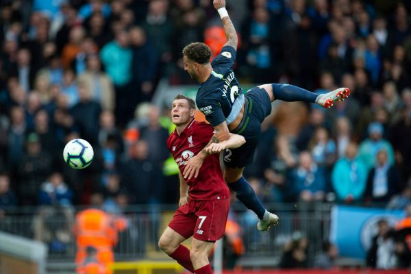 Liverpool vs Manchester City player ratings: Attack turns to defence as Dejan Lovren and Aymeric Laporte star