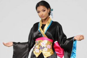 FASHION NOVA SPARKS CONTROVERSY WITH 'RACIALLY INSENSITIVE' GEISHA COSTUME