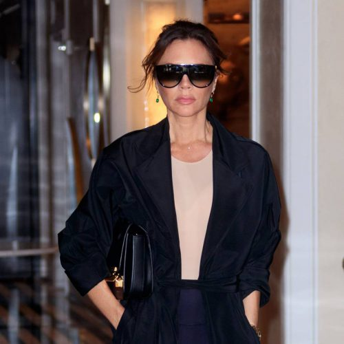 Victoria Beckham's Latest Instagram Post Proves She'll Always Be Posh Spice At Heart