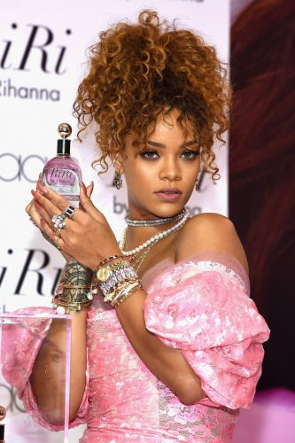 The Entire World Thinks Rihanna Smells Like Heaven