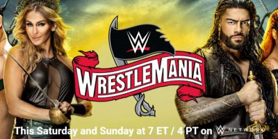 2020 WWE Wrestlemania 36 Results: Live Updates And New Match Card (April 4) – GameSpot