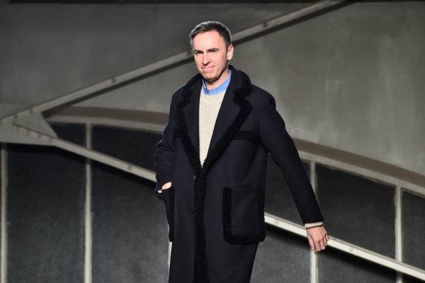 Must Read: How Raf Simons's Senior Thesis Ended Up on Grailed, What's Actually Selling Online Now