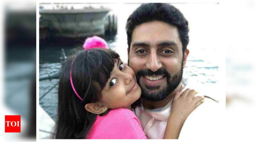 Did you know that Abhishek Bachchan has lost roles because of daughter Aaradhya Bachchan for THIS reason? – Times of India