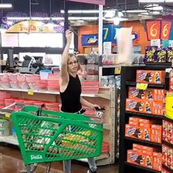 Another 'Karen' Has Grocery Store Meltdown Over Masks, Throws Food