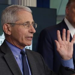 Dr. Fauci Made the Coronavirus Pandemic Worse By Lying About Masks