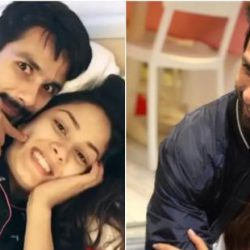 Throwback: Shahid Kapoor's mornings with wife Mira Rajput have romance written all over it and we are in awe – PINKVILLA