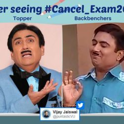 As uncertainty looms over examinations, #Cancel_Exam2020 memes take over Twitter