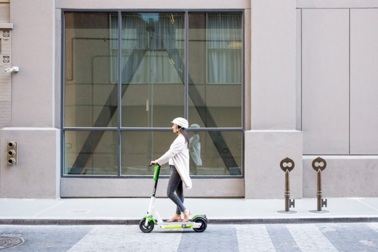 Lime report shows micromobility travel poses the lowest risk of contracting COVID-19
