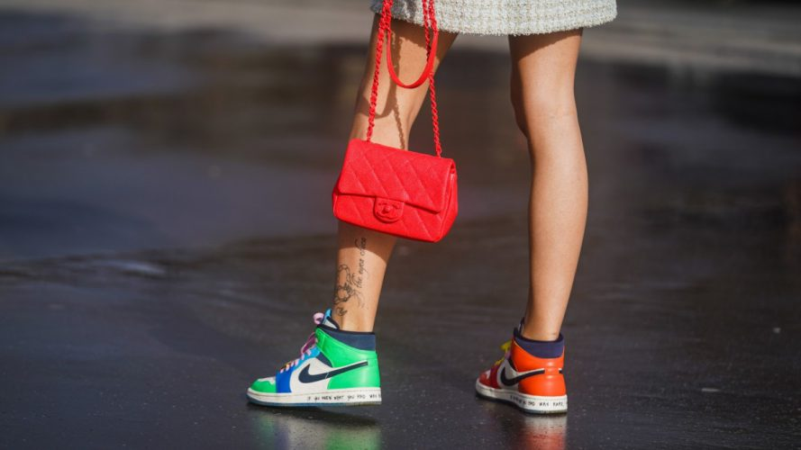 Nike Overtakes Off-White as Hottest Apparel Brand During Pandemic