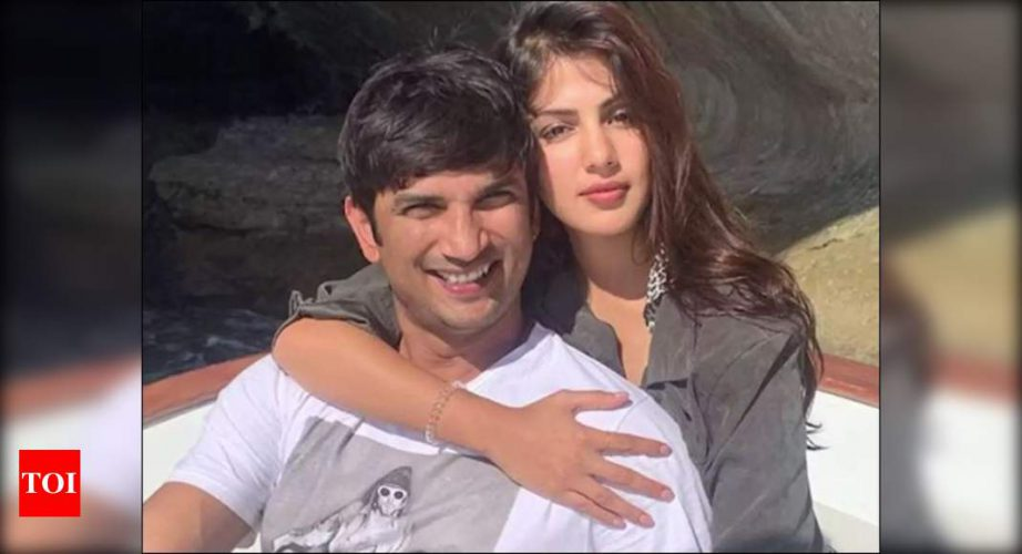 Sushant Singh Rajput case: Enforcement Directorate to summon Rhea Chakraborty next week – Times of India