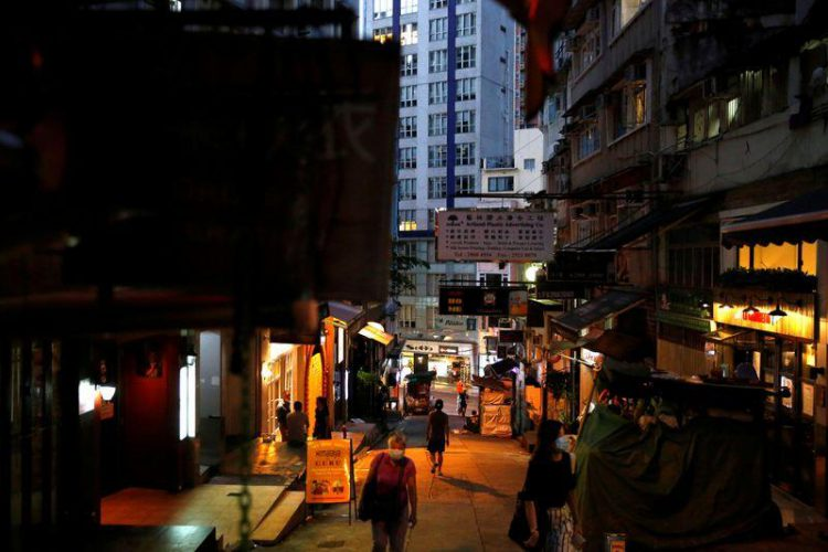 Hong Kong June retail sales plunge 24.8% as coronavirus weighs – Reuters India