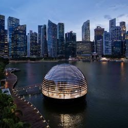 Apple Marina Bay Sands / Foster + Partners – ArchDaily