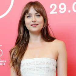 Great Outfits in Fashion History: Dakota Johnson in Angelic Dior