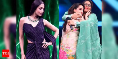 India's Best Dancer: Malaika Arora to resume shoot; judge Geeta Kapur bids an emotional goodbye to Nora F – Times of India
